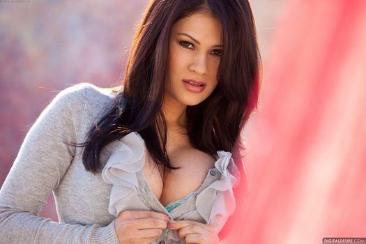 Фото бесплатно Ванесса Веракрус, сексуальная девушка, красота