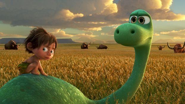 Photo free cartoons, The Good Dinosaur, disney