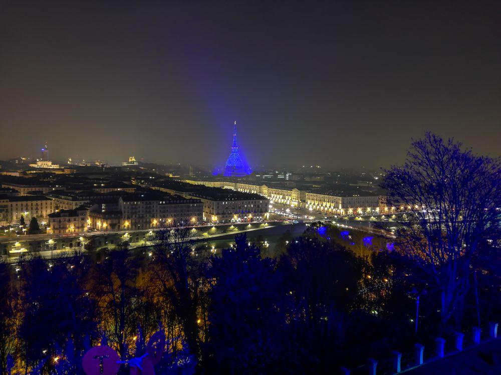 Обои ночной город, освещение, ночь картинки на телефон
