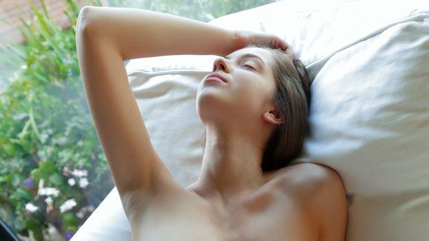 Фото бесплатно Kay J, брюнетка, сексуальная