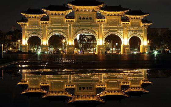 Фото бесплатно Тайбэй Чан Кай Тайвань