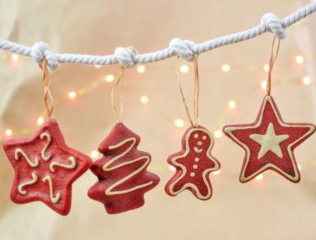 Фото бесплатно рождество, украшение, рождественские украшения