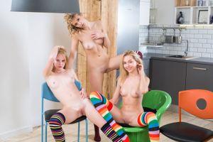 Бесплатные фото Alisha,Lagoda,Runa,красотка,голая,голая девушка,обнаженная девушка