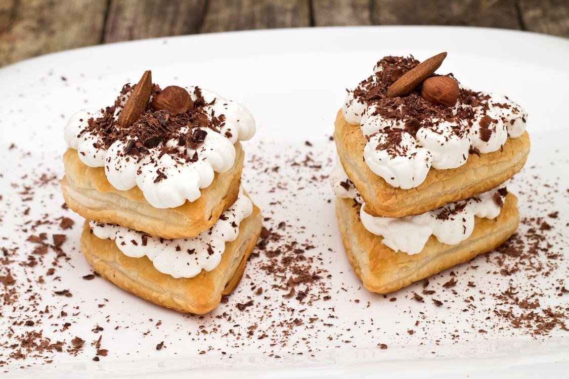 Фото бесплатно печенье, десерт, шоколад - на рабочий стол