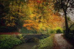 Фото бесплатно осень, Графство Линкольншир, Lincolnshire
