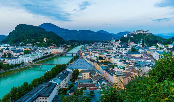 beautiful Salzburg · free photo