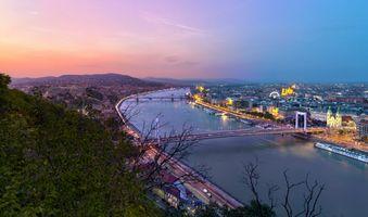 Фото бесплатно Будапешт, город, архитектура