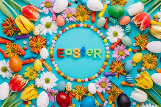 Фото бесплатно Пасхальные яйца, пасха, пасхальные обои