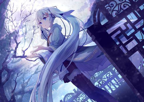 Заставки Vocaloid, Hatsune Miku, twintails