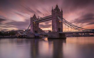 Фото бесплатно мир, мост, Лондон