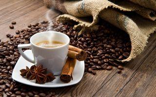 Заставки зерна, напитки, кофе
