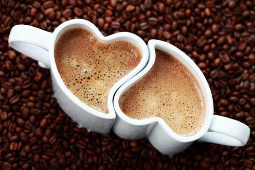 Любовь к кофе безгранична