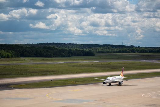 Photo free Cologne, Airport, Airbus