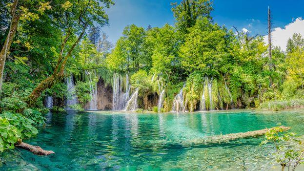 Beautiful places in Croatia · free photo