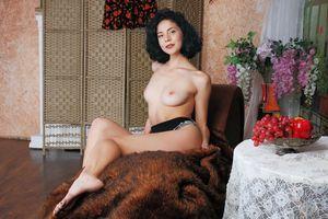 Фото бесплатно Callista B, красотка, обнаженная