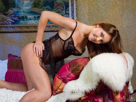 Фото бесплатно молодая, сексуальная девушка, кристина