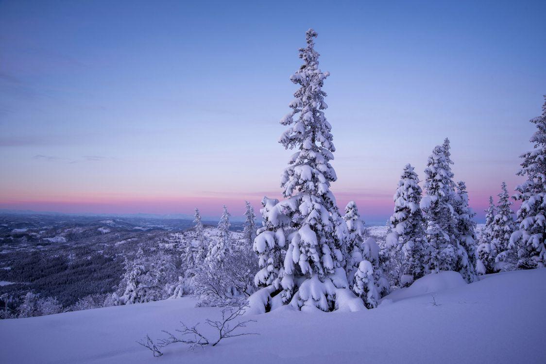 Обои Норвегия, горы, природа картинки на телефон