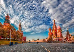 Фото бесплатно Красная площадь, Москва, Россия