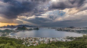 Бесплатные фото RIo de Janeiro,Рио-де-Жанейро,Бразилия