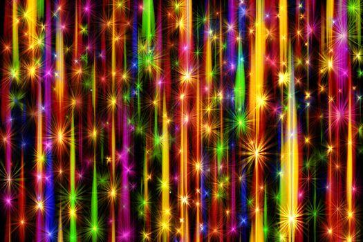 Фото бесплатно звезда, полосы, занавес