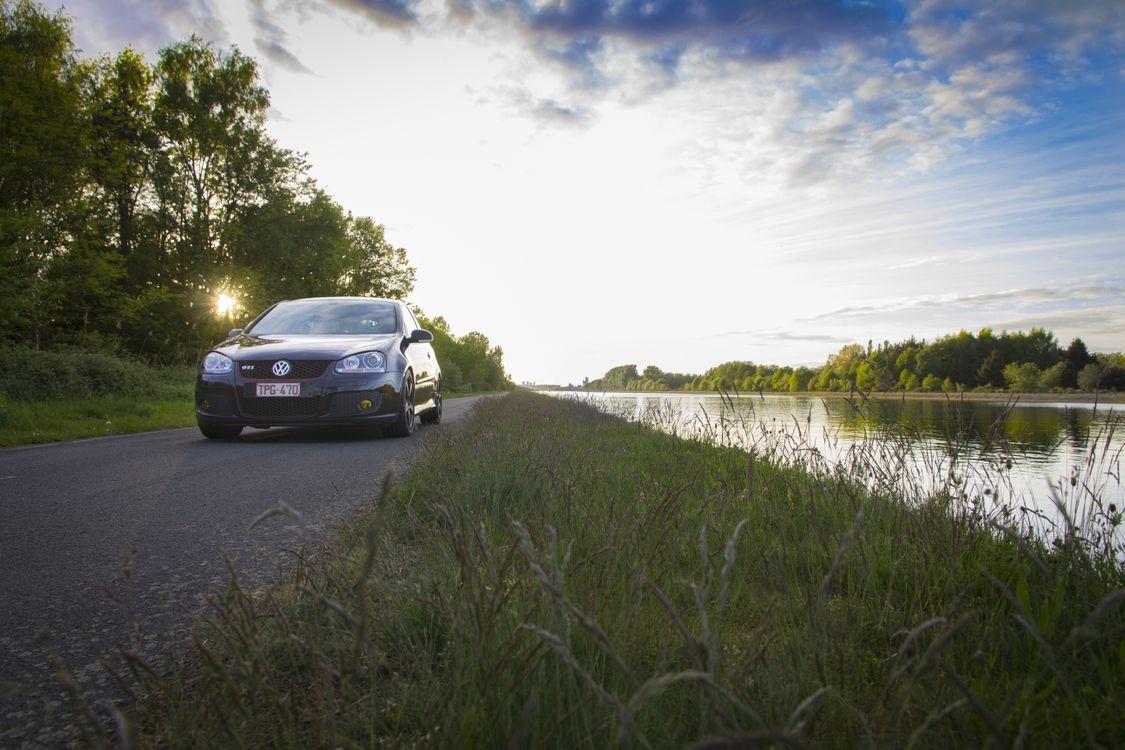 Фото бесплатно golf gti, car, vehicle, машины - скачать на рабочий стол