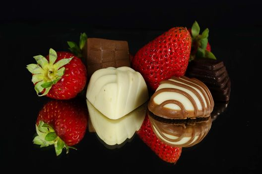Фото бесплатно сладкий, красный, десерт