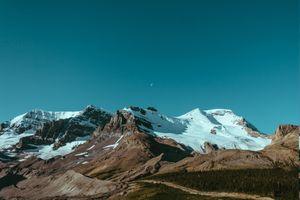 Фото бесплатно гора, горы, природа