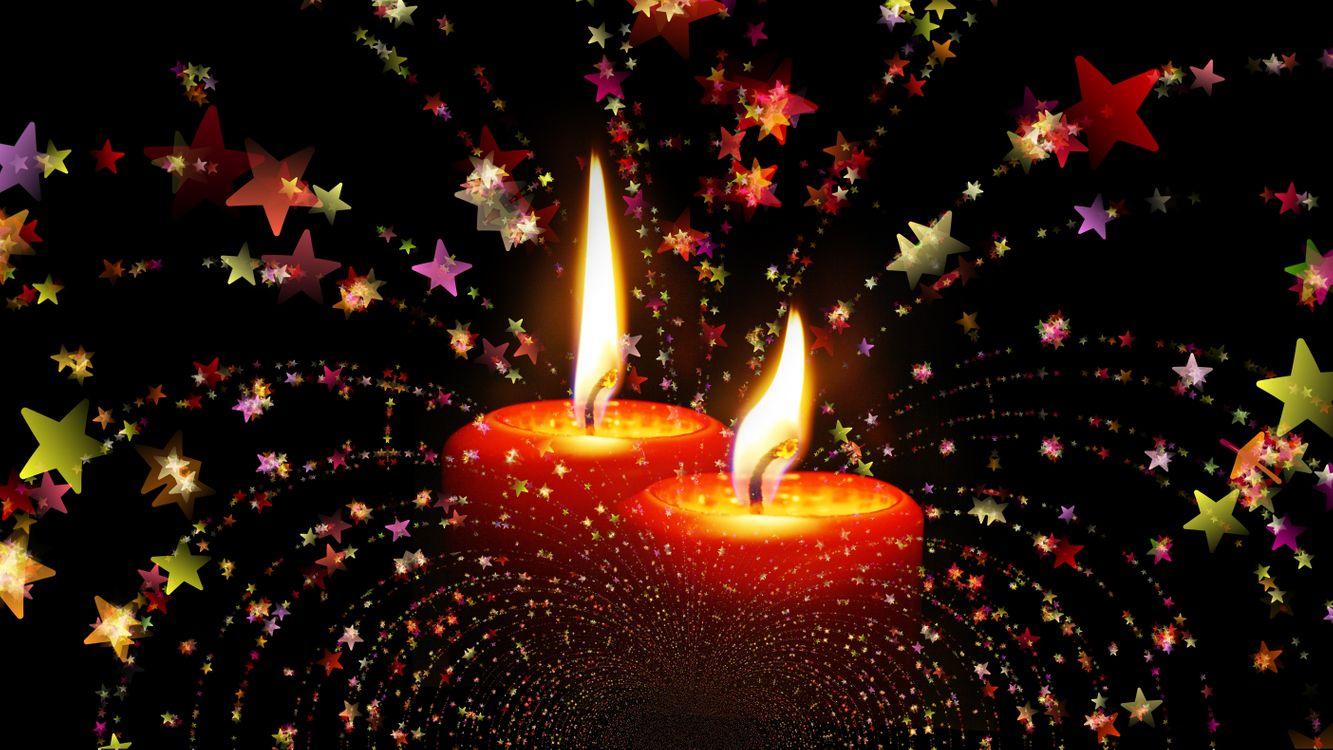 Фото бесплатно Новогодний стиль, новый год, новогоднее украшение - на рабочий стол