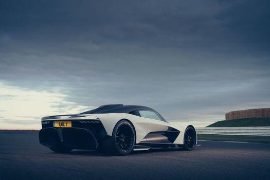 Photo free Aston Martin Valhalla, Aston Martin, cars