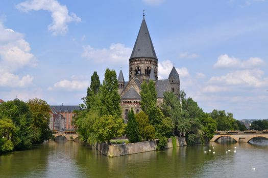 Замок во Франции · бесплатное фото