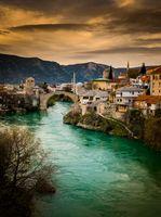 Фото бесплатно Мостар, Босния и Герцеговина, город