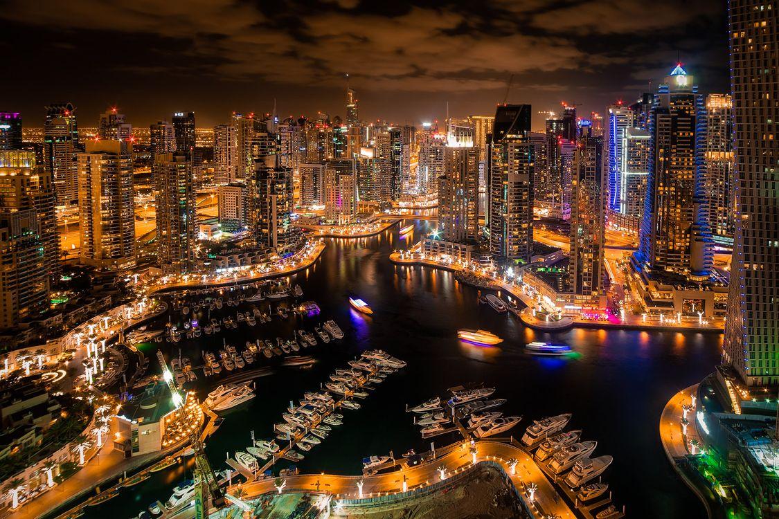 Фото бесплатно здание, Dubai, United Arab Emirates - на рабочий стол