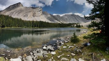 Бесплатные фото First Picklejar Lake,East Kootenay,British Columbia,Canada