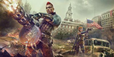 Фото бесплатно Homefront The Revolution, Игры, Игры для PS