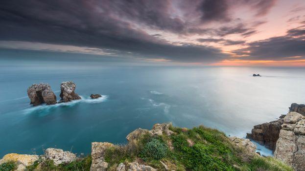 Sea in England · free photo