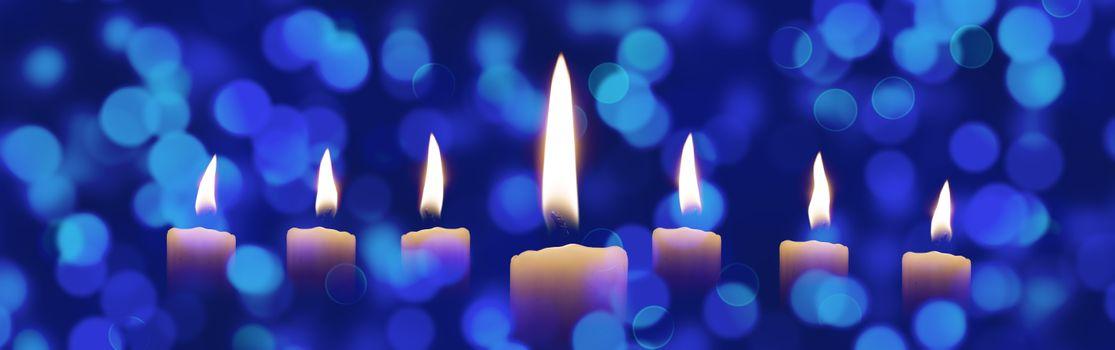 Photo free candle, bokeh, meditation