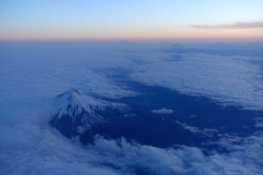 Фото бесплатно Национальный парк Маунт-Рейнир, Штат Вашингтон, Каскадные вулканы