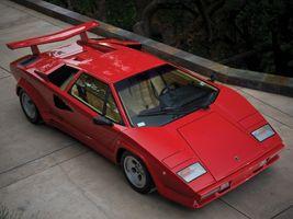 Заставки Ламборджини 1985 основной пункт lp5000s, Красный, спорт