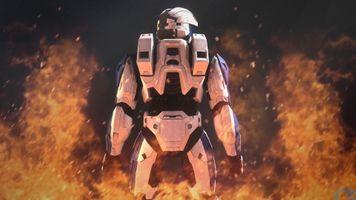 Photo free Halo, concept art, HD video