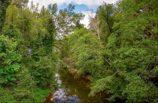 Бесплатные фото The San Lorenzo River,округ Санта-Круз,долина Сан-Лоренцо,Калифорния,река,лес,деревья,домик,пейзаж