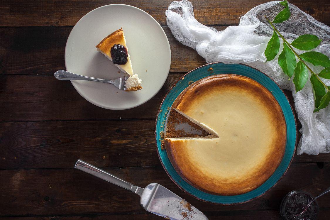 Фото бесплатно десерт, пирог, сладкое - на рабочий стол