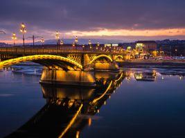 Бесплатные фото восход,закат солнца,мост,линия горизонта,ночь,утро,рассвет