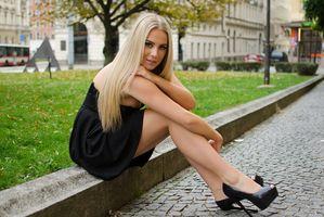 Заставки стиль, гламур, блондинка