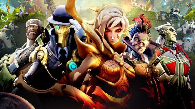 Photo free Battleborn, Games, Pc Games