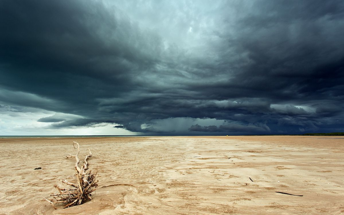 Фото бесплатно ураган, тучи, облака - на рабочий стол