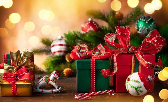 Photo free christmas, background, new year