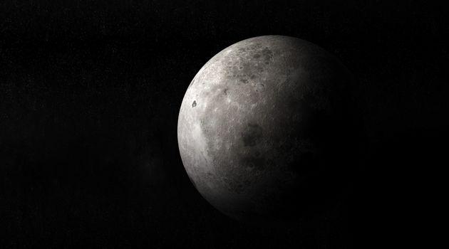 Фото бесплатно Луна, галактика, вселенная