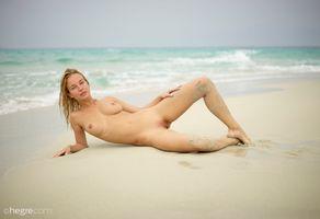 Фото бесплатно мокрые, Наталья Андреева, пляж