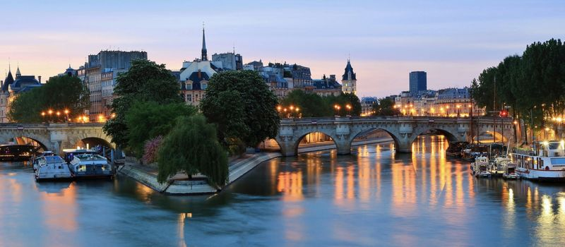 Photo free Pont Neuf, PARIS, FRANCE