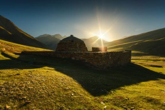 Приют кочевников · бесплатное фото